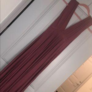 Lulu's Dresses - Stretchy, multi-way, maxi dress.